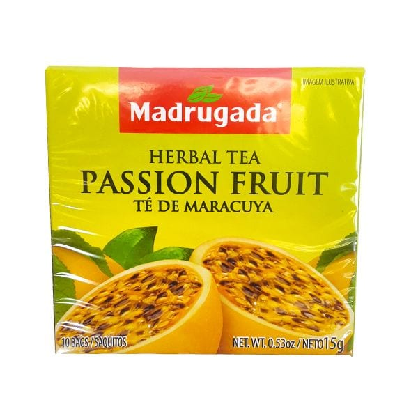 What is Maracuja? Maracuja tea