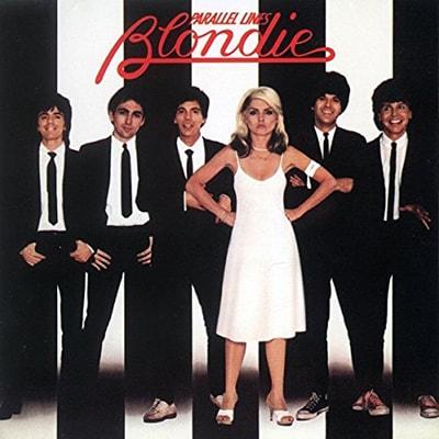 Best Vinyl Rock Albums - Blondie Parallel Lines