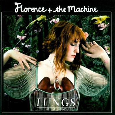 Best Vinyl Rock Albums - Florence and the Machine Lungs