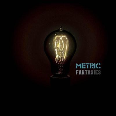 Best Vinyl Rock Albums - Metric Fantasies