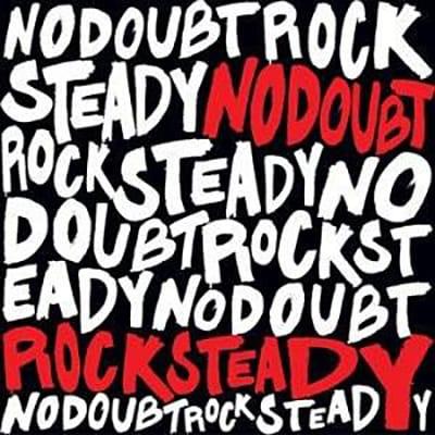 Best Vinyl Rock Albums - No Doubt Rock Steady