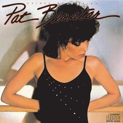 Best Vinyl Rock Albums - Pat Benatar Crimes of Passion