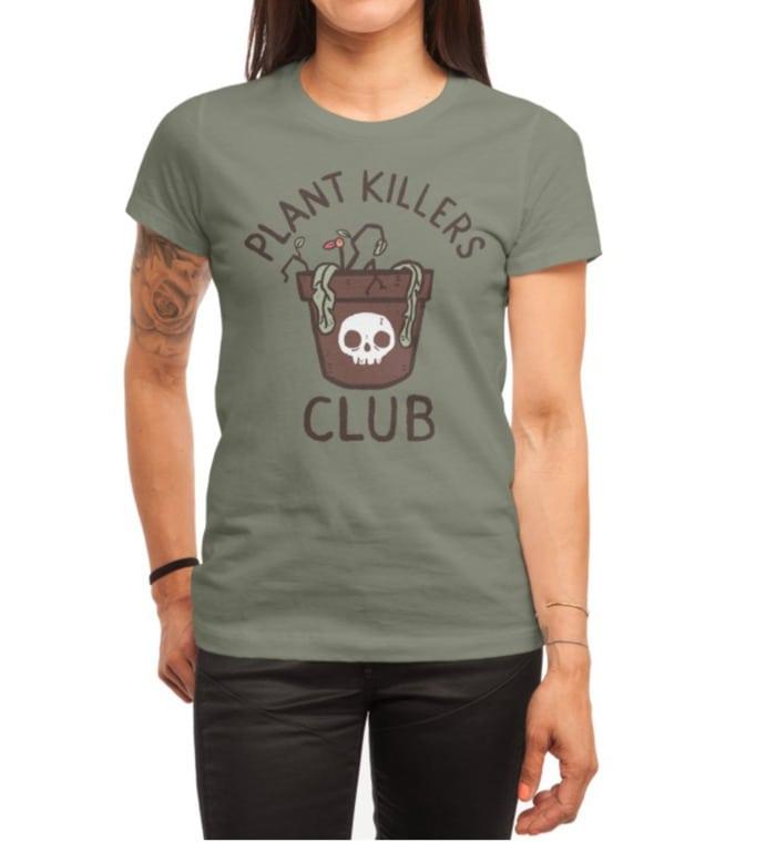 Ella Lopez Shirts From Lucifer - Plant Killers Club