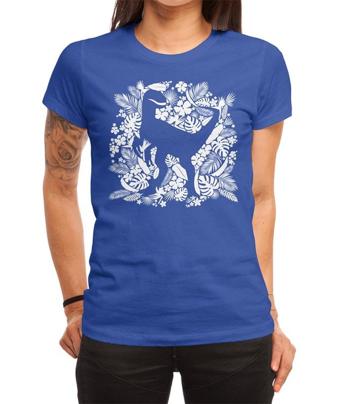 Ella T Shirts Lucifer - clever girl