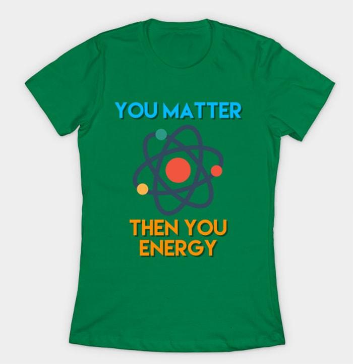 Ella Lopez Lucifer - you matter then you energy