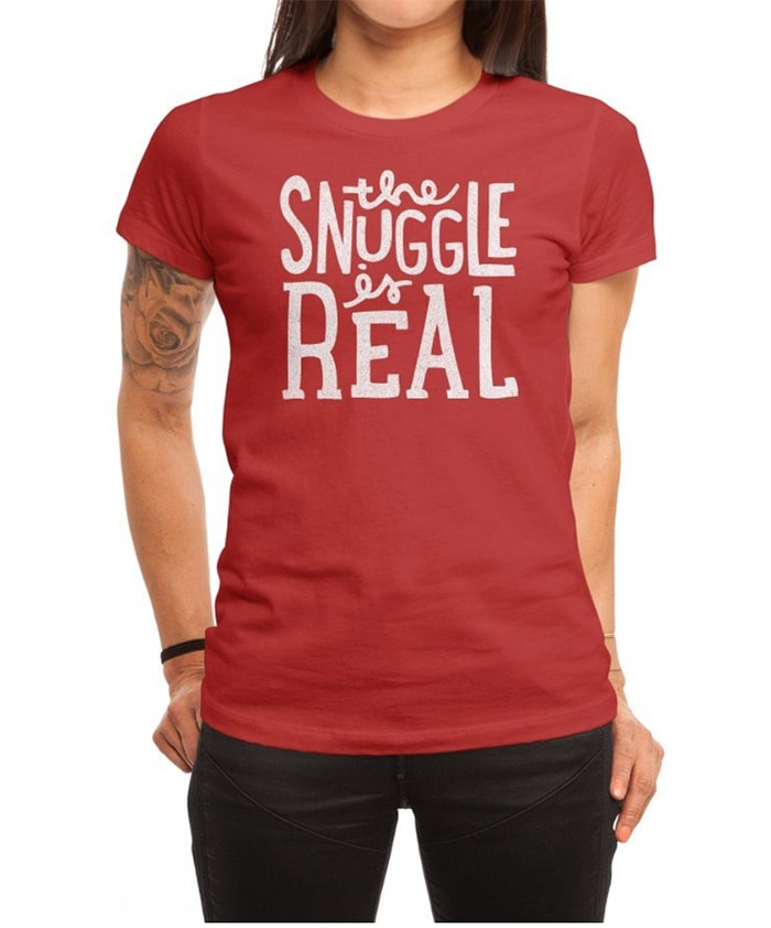Ella Lopez Lucifer - the snuggle is real
