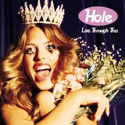Best Vinyl Rock Albums - Hole Live Through This