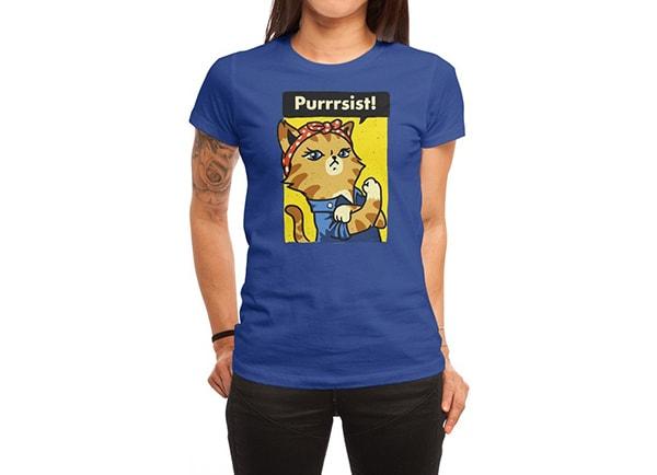 Lucifer's Ella Lopez T Shirts - Purrrrsist