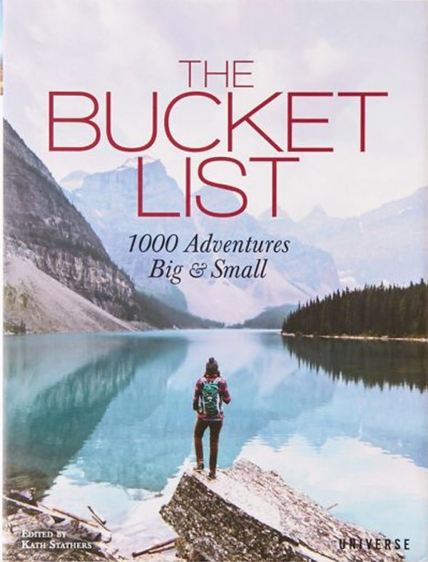 New Relationship Gift Ideas - Bucket List Book