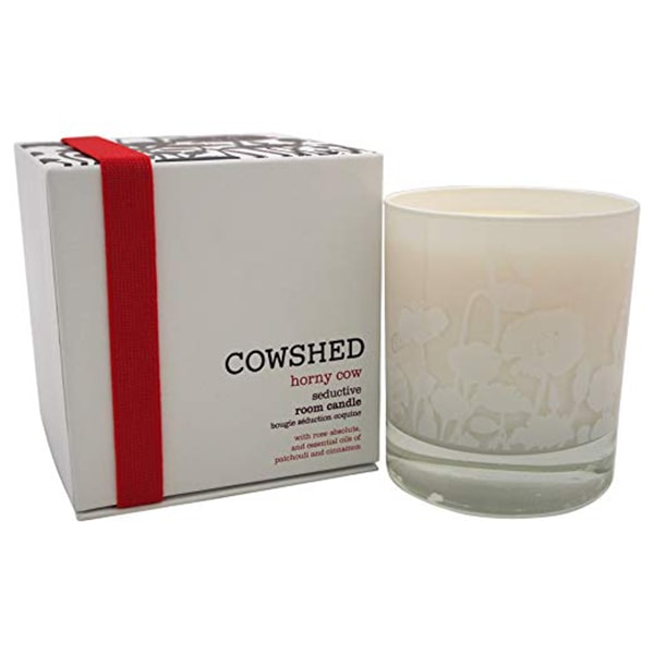 New Relationship Gift Ideas - Cowshed Horny Cow Candle