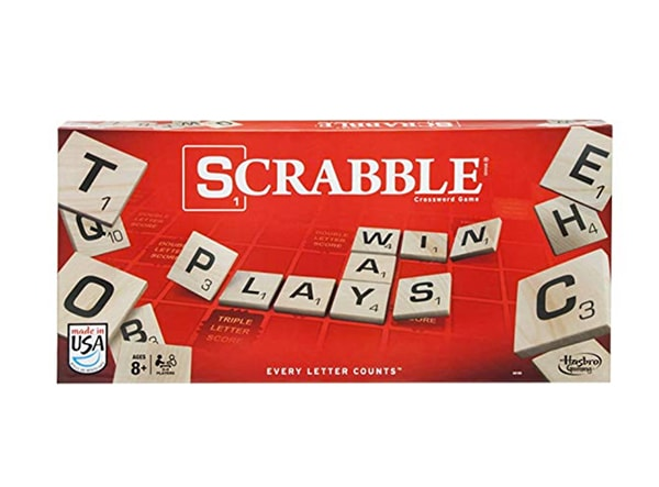 New Relationship Gift Ideas - Scrabble Board Game