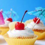 Pina Colada Cupcakes Pin