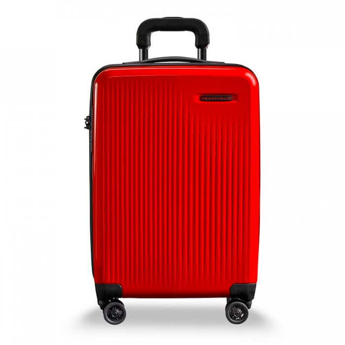 Best Hardside Luggage with Spinner Wheels - Briggs & Riley Sympatico International Carry-On Expandable Spinner