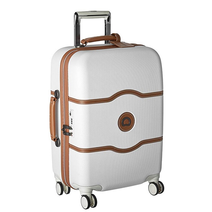 Best Hardside Luggage with Spinner Wheels - Delsey Paris Luggage Chatelet Hard+ Carry On