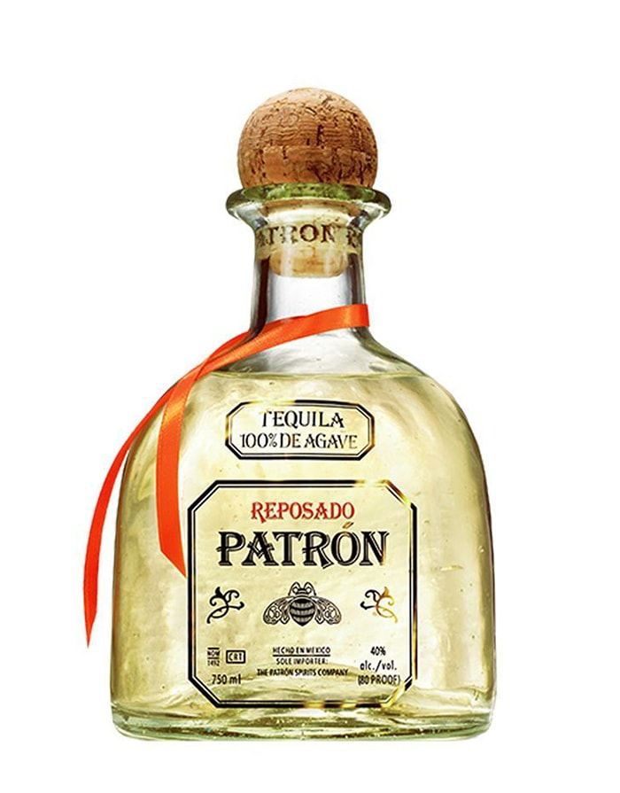 Types of Tequila: Reposado Patron