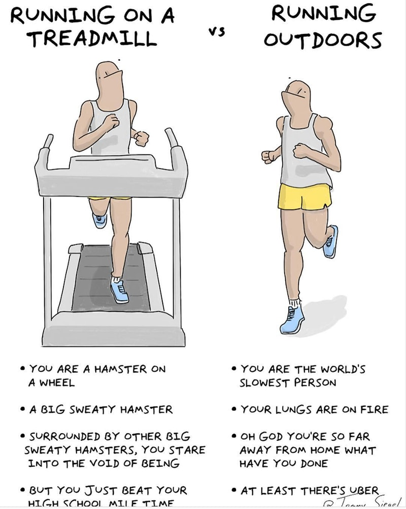 Tommy Siegel - Running