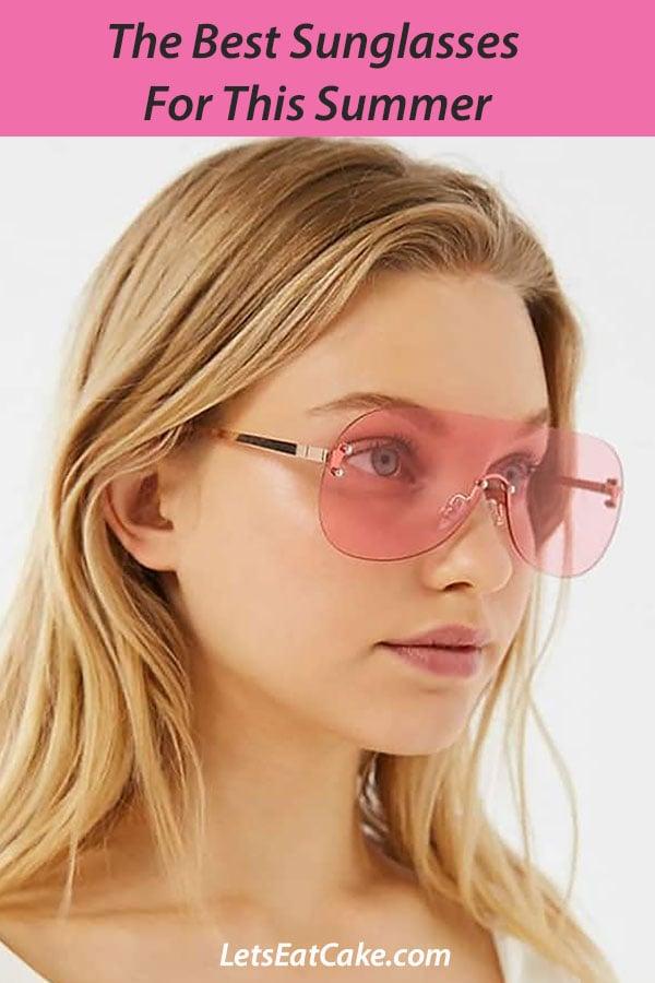 Best Sunglasses for Summer 2019