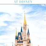 Disney Crowds - Where to Avoid Them - Magic Kingom Cinderella's Castle