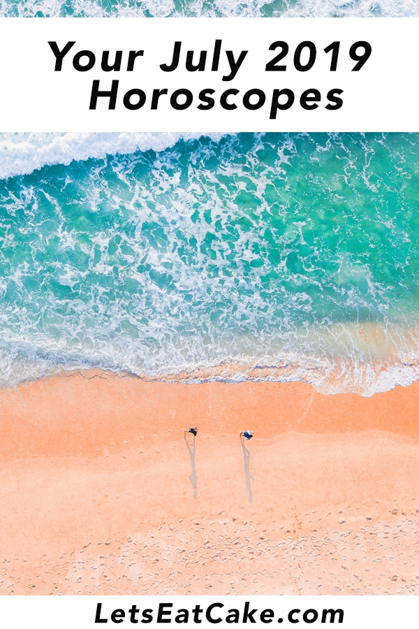 Funny Horoscopes July - Beach with Pink Sand