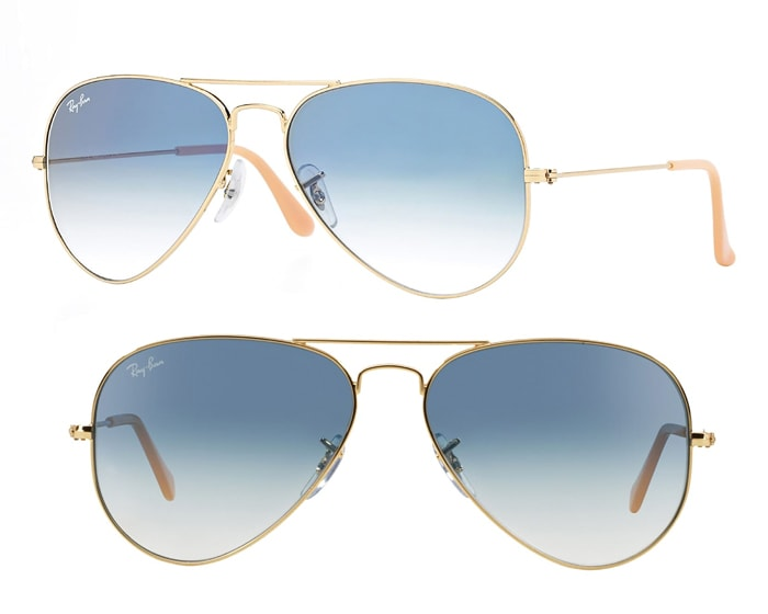 Sunglasses for summer 2019 - ray ban original aviator 55mm