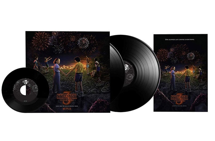 Stranger Things Season 3 Soundtrack - Amazon Vinyl