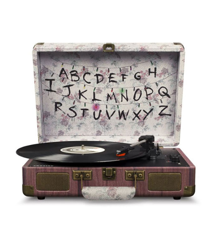 Stranger Things Season 3 Soundtrack - Crosley Record Player Barnes and Noble
