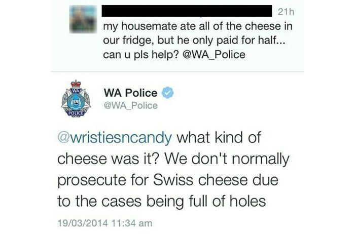 cheese puns - swiss