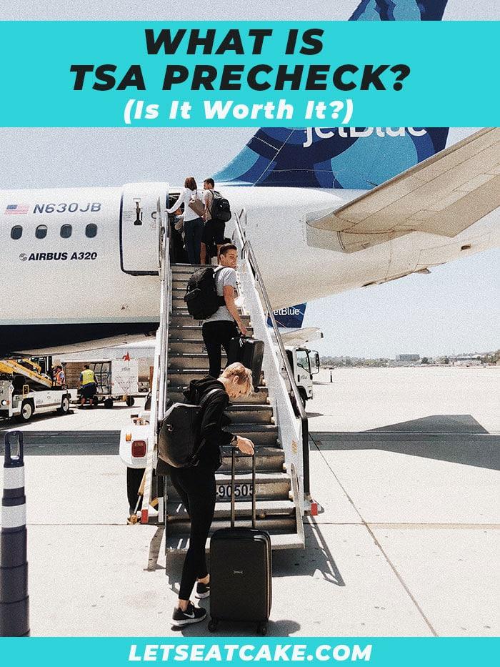 What Is TSA PreCheck