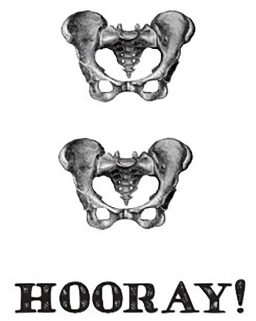 Bone Puns - Hip Hip Hooray