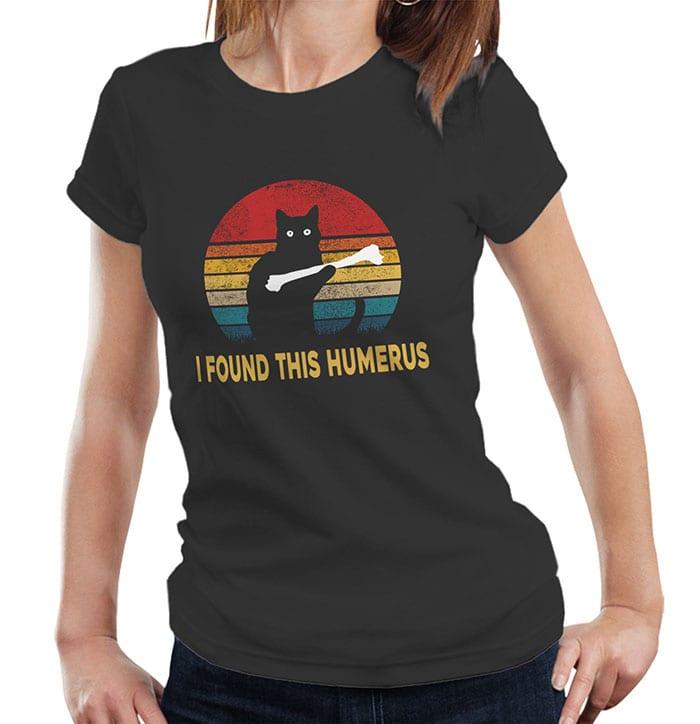 Bone Puns - I Found This Humerus