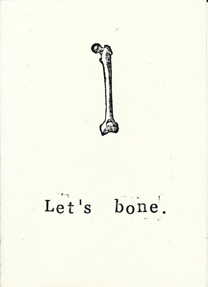 Bone Puns - Let's Bone