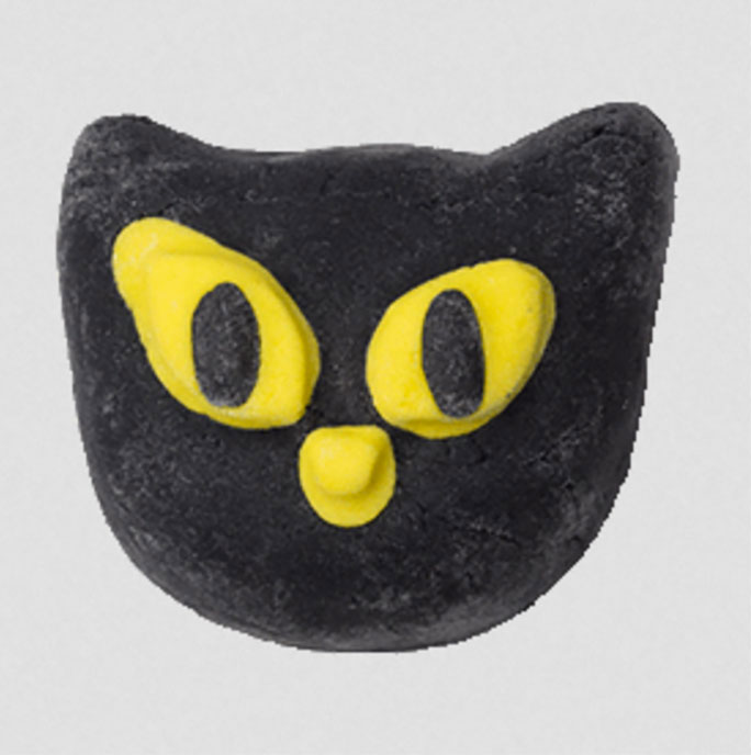 Goth Bath Bombs - Black Cat Lush