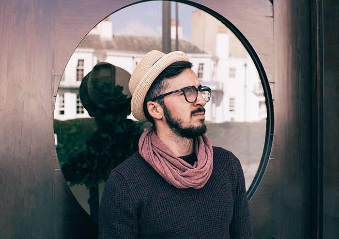 Millennial Slang and Gen Z Phrases - hipster guy
