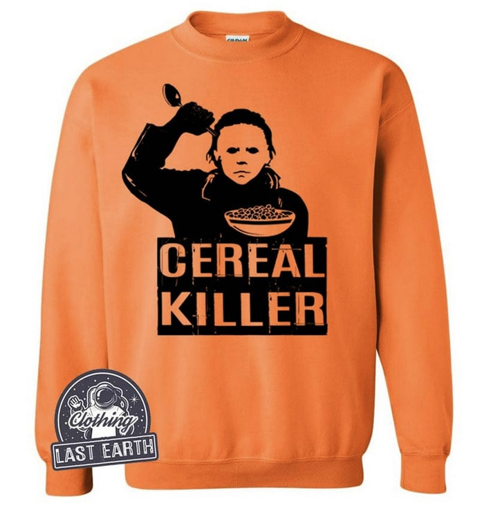 Halloween Puns - Cereal Killer Mike Myers