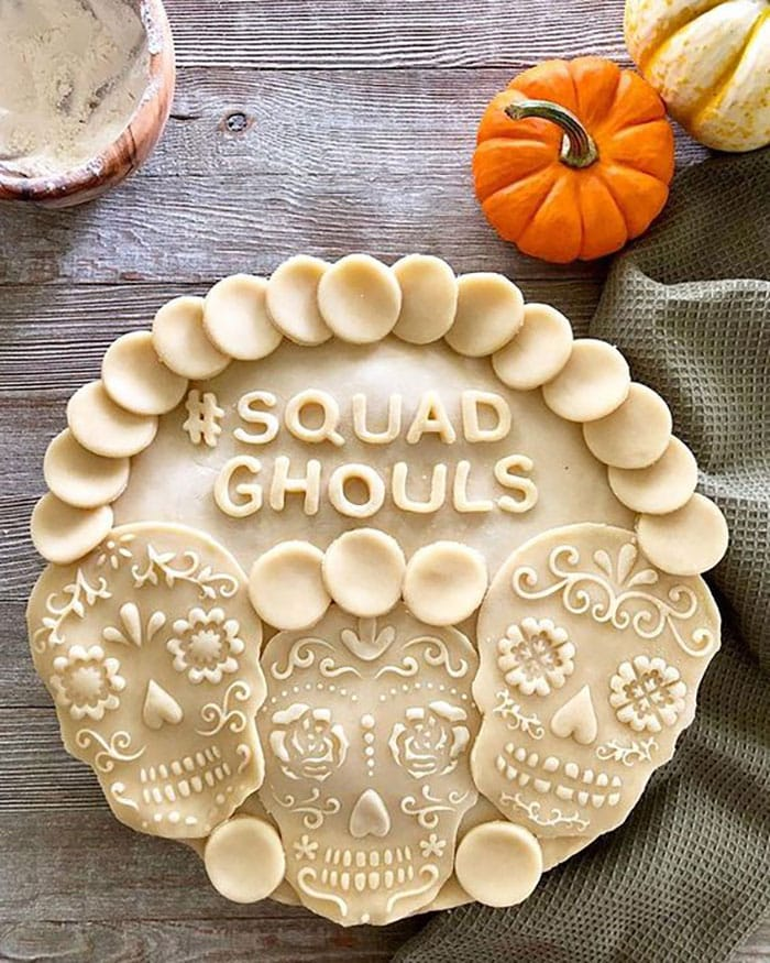 Halloween Puns - Squad Ghouls