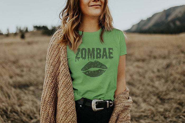 Halloween Puns - Zombie Shirt