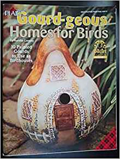 Gourdgeous Homes for Birds Book
