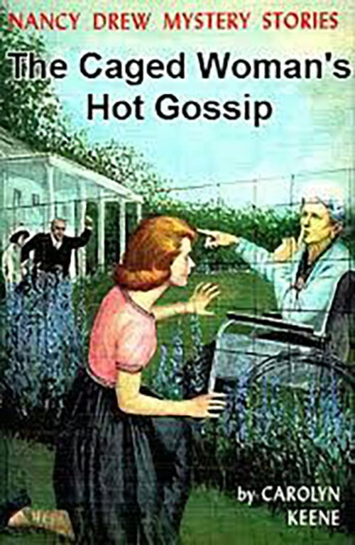 Nancy Drew Fake Book Covers - Gossip