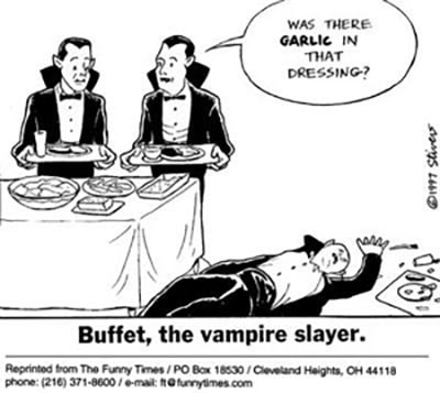 Buffet Slayer