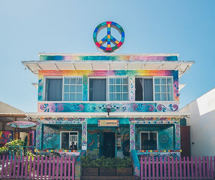 What is a Hostel - Venice Beach