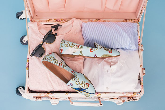 Can You Bring Wine on a Plane - suitcase