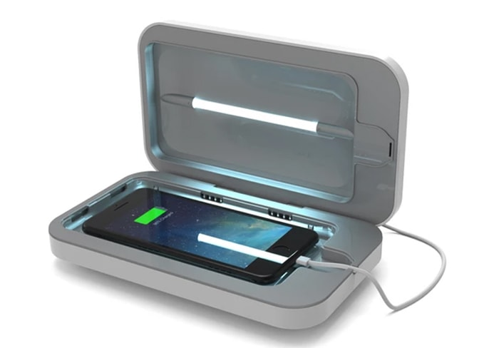 Gift Guide Under 100 - PhoneSoap Phone Sanitzer