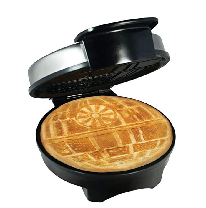 Gift Guide Under 100 - Star Wars Death Star Waffle Maker