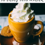 Hot Winter Drinks