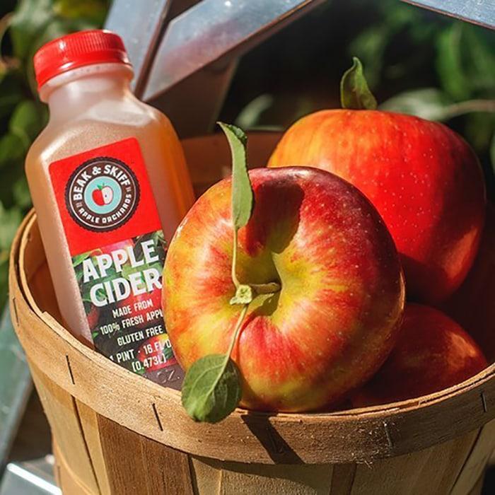 Hot Winter Drinks - Apple Cider