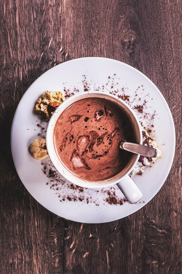 Hot Winter Drinks - Hot Chocolate