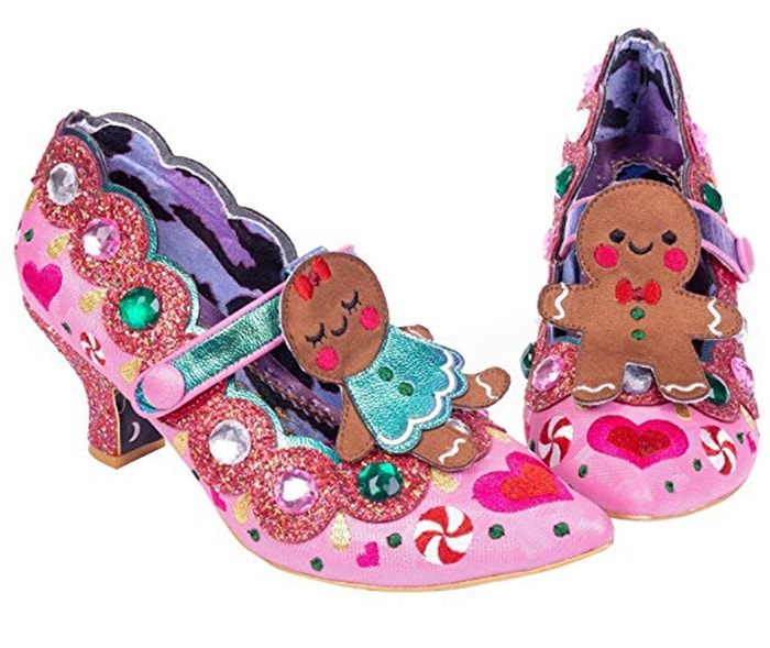 Tacky Christmas Party Ideas - Irregular Choice Shoes