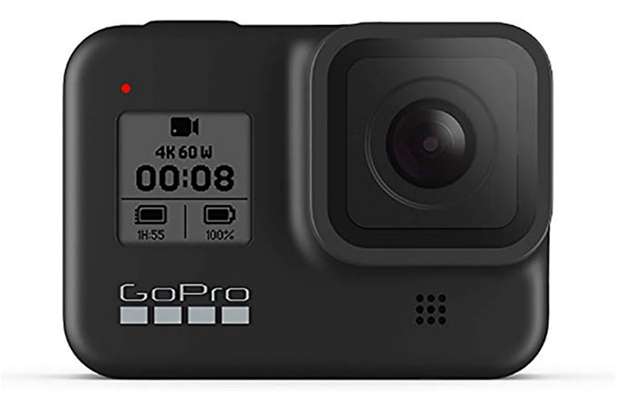 GoPro8 Black Camera for Blogging