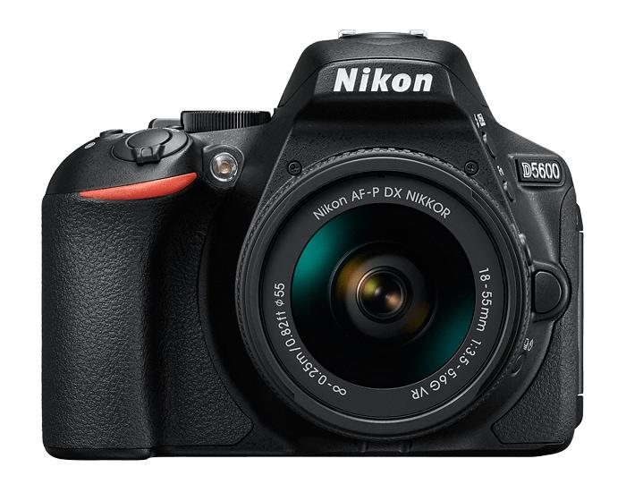 Nikon D5600 Camera for Blogging