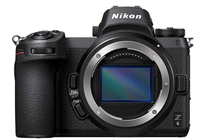 Nikon Z6 Camera for Blogging